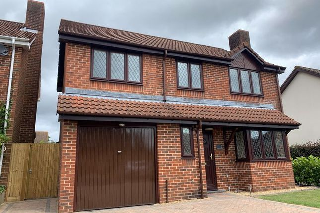 4 bed detached house to rent in Conference Drive, Locks Heath, Southampton SO31