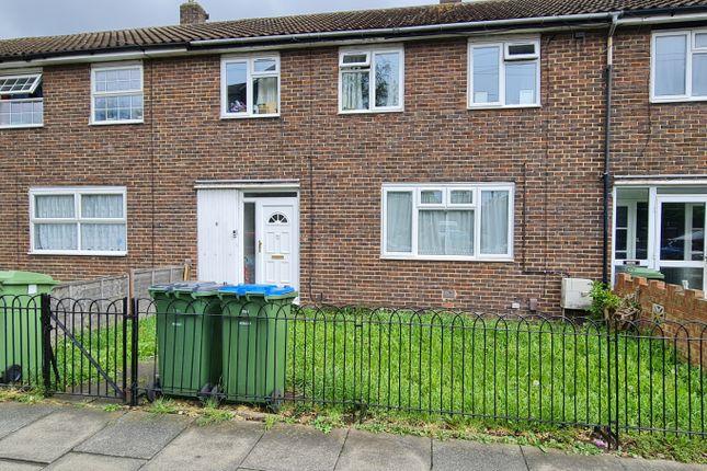 Thumbnail Terraced house for sale in Grovebury Road, Abbeywood