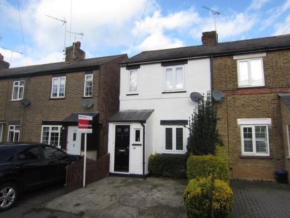 Thumbnail End terrace house for sale in Wharf Road, Brentwood