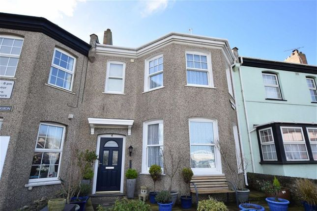 3 bed terraced house for sale in Burn View, Bude