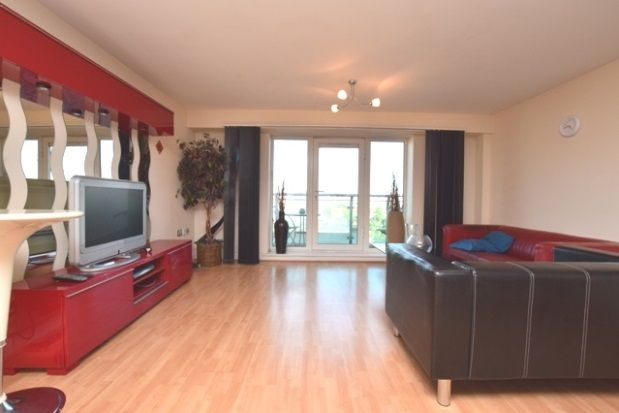 Thumbnail Flat to rent in Royal Plaza, 2 Westfield Terrace