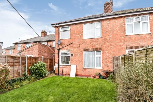 Rear Views of Dean Road, Leicester, Leicestershire LE4