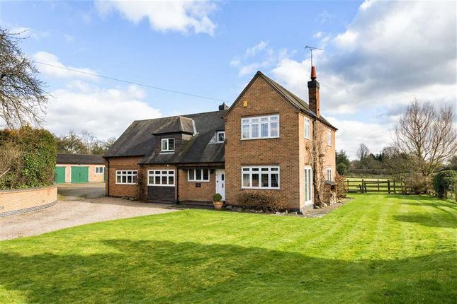 Thumbnail Detached house for sale in Toad Lane, Epperstone, Nottingham
