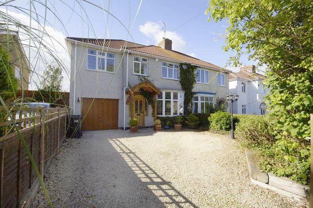 Thumbnail Property for sale in 37 Watleys End Road, Winterbourne, Bristol