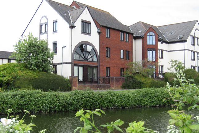 Thumbnail Flat to rent in Water Lane, St. Thomas, Exeter