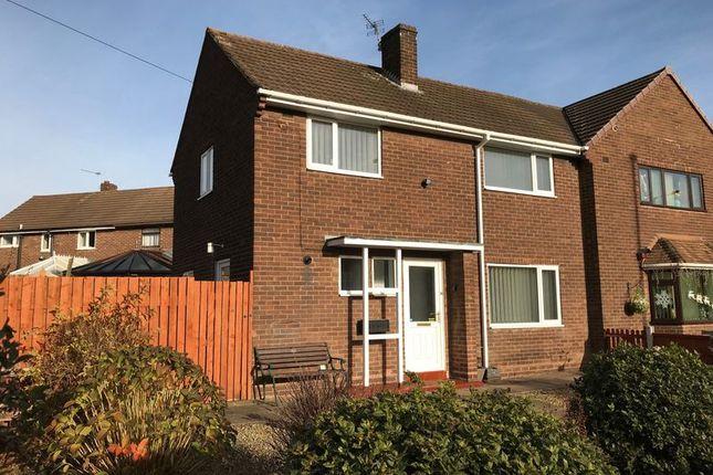 Thumbnail Semi-detached house to rent in Sandbrook, Ketley, Telford