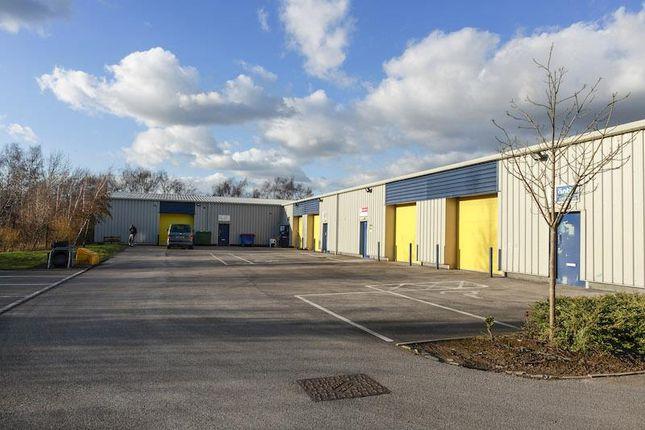 Warehouse to let in Flexspace Dinnington, Nobel Way, Monksbridge Road, Dinnington