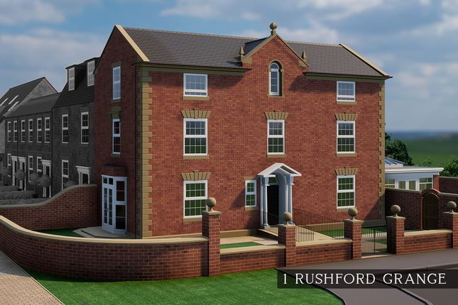 Thumbnail Town house for sale in Rushford Grange, Pitchill, Salford Priors, Evesham