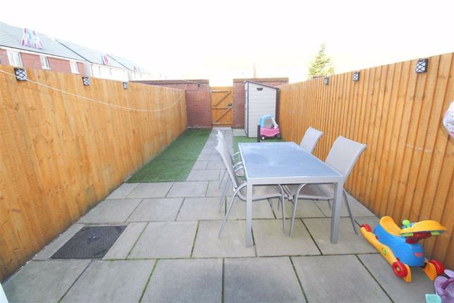 Thumbnail Terraced house for sale in Parc Y Duffryn, Rhydyfelin, Pontypridd