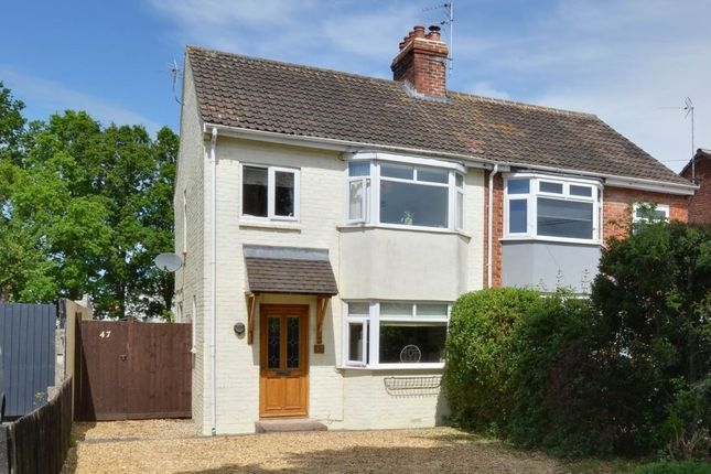 3 bed semi-detached house for sale in The Down, Trowbridge BA14