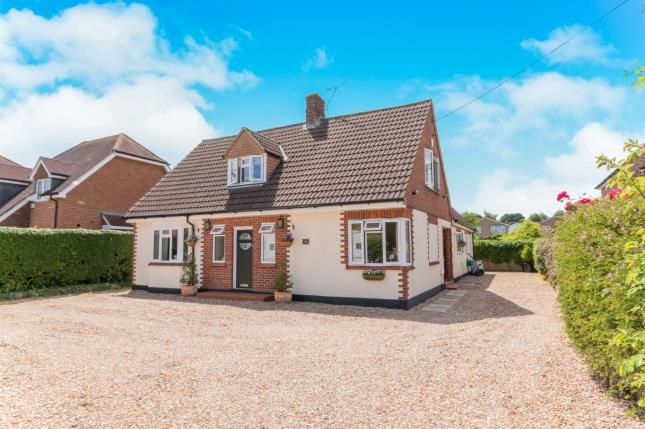 Thumbnail Detached house for sale in Kempshott, Basingstoke, Hampshire