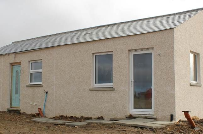 Thumbnail Bungalow for sale in Manse Road, Longhope, Hoy, Orkney