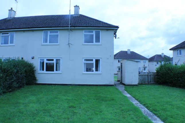 Thumbnail Semi-detached house to rent in Hastings Drive, Lyneham, Chippenham