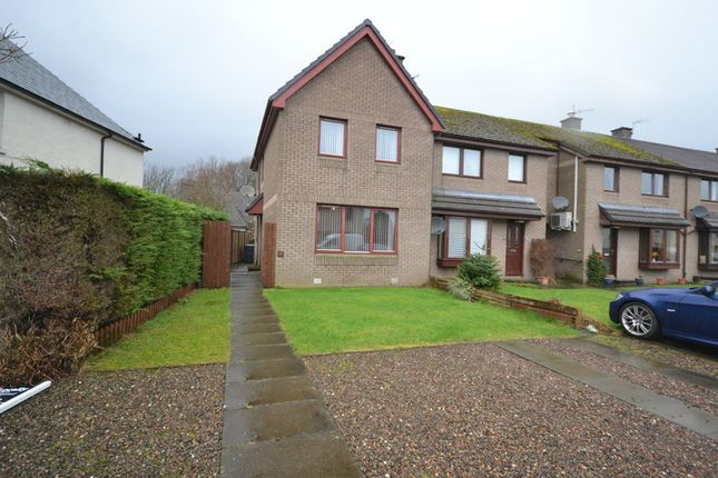 Thumbnail Flat to rent in Broomlee Crescent, West Linton, Borders