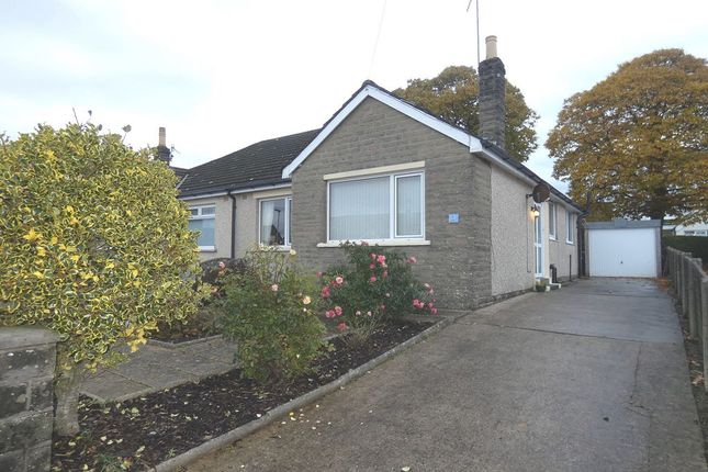 Thumbnail Semi-detached bungalow for sale in Throstle Walk, Slyne With Hest, Nr Lancaster