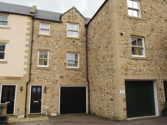Thumbnail Town house for sale in St. Annes Drive, Wolsingham, Bishop Auckland, Durham