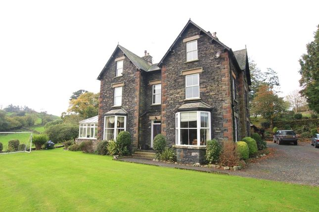 Thumbnail Detached house for sale in Haws House, The Green, Millom, Cumbria