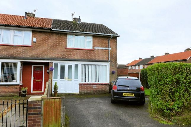 Terraced house for sale in Stoneyside Grove, Walkden, Manchester