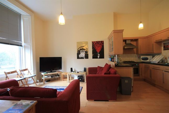 Thumbnail Flat to rent in Osborne Terrace, Sandyford, Newcastle Upon Tyne