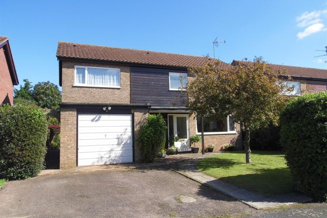 Thumbnail Detached house for sale in Poplar Road, West Winch, King's Lynn
