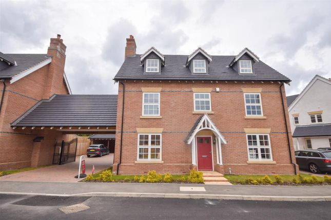 Detached house for sale in Storkit Lane, Wymeswold, Loughborough