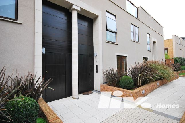 Thumbnail Terraced house for sale in Boundary Road, St John's Wood