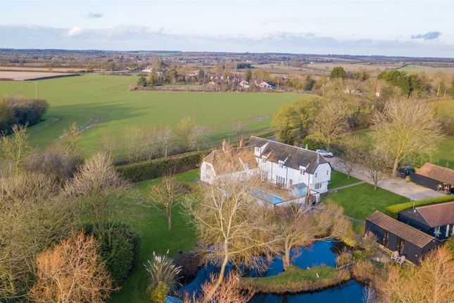 Thumbnail Property for sale in Top Road, Wimbish, Saffron Walden