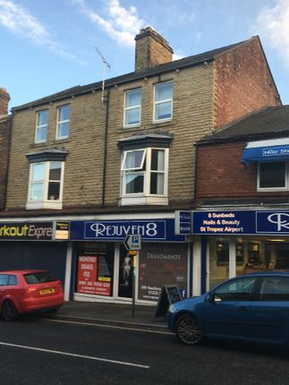 Thumbnail Flat to rent in Station Road, Wombwell
