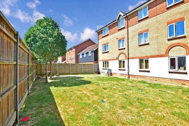 Communal Gardens of Bismuth Drive, Sittingbourne, Kent ME10