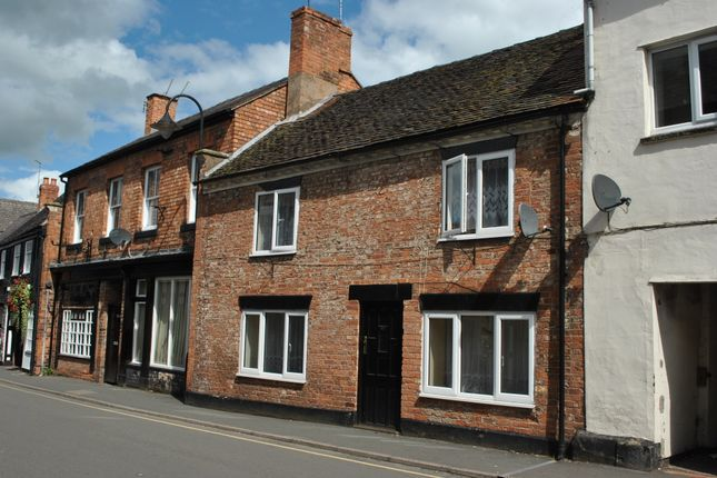 Thumbnail Cottage to rent in Watergate Street, Whitchurch, Shropshire
