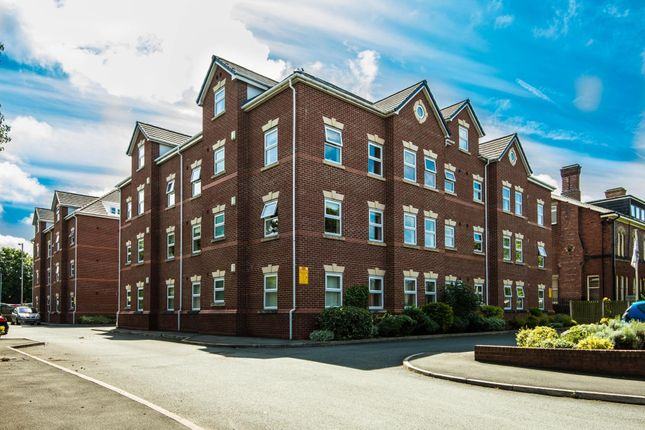 Thumbnail Flat to rent in Scarisbrick House, Derby Street, Ormskirk