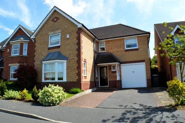 Thumbnail Detached house for sale in Discovery Close, Sleaford