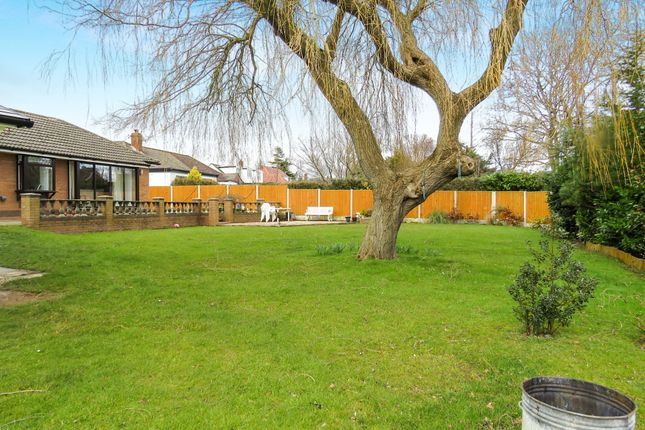 Thumbnail Detached bungalow for sale in Gayton Parkway, Heswall, Wirral