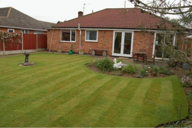 Thumbnail Detached bungalow to rent in Lime Crescent, Waddington, Lincoln