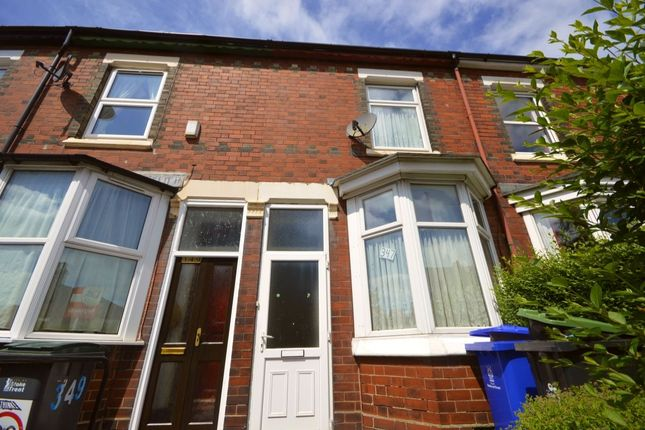 Thumbnail Terraced house to rent in Princes Road, Penkhull, Stoke-On-Trent