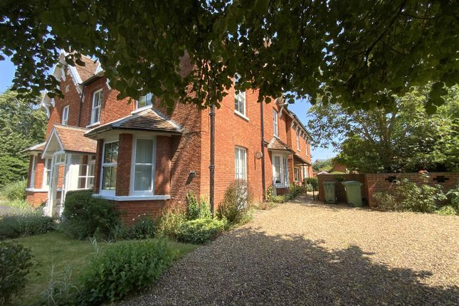 Thumbnail Semi-detached house for sale in Manor House, Broughton, Milton Keynes