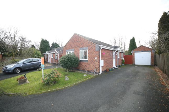 Thumbnail Bungalow for sale in Trench Close, Trench, Telford