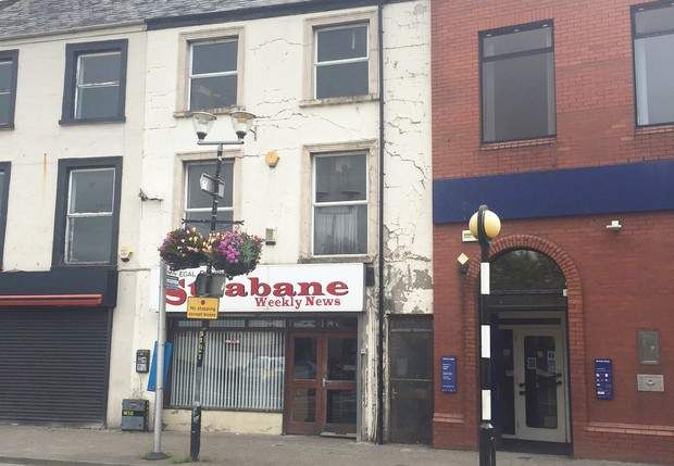 Thumbnail Industrial for sale in Abercorn Square, Strabane, County Tyrone