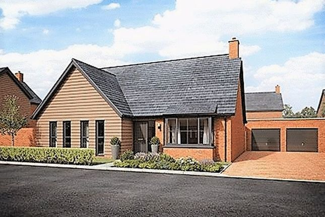 Thumbnail Detached bungalow for sale in Newark Meadows, Honeythorn Close, Gloucester