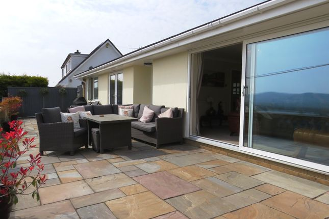 Thumbnail Detached bungalow for sale in Old Station Yard, Bedwas, Caerphilly