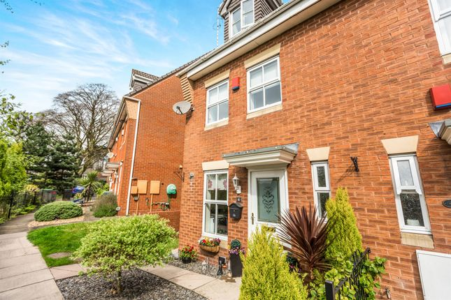Thumbnail Semi-detached house for sale in Carpenter Glade, Halesowen