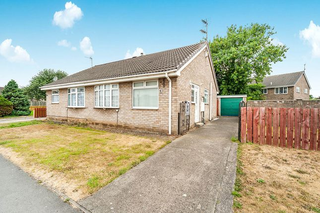 Thumbnail Bungalow for sale in Oak Drive, Hull