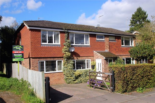 Thumbnail Semi-detached house for sale in Riverside, Forest Row