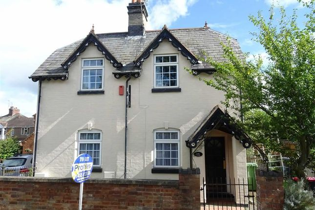 Thumbnail Detached house to rent in Nuneaton Road, Mancetter, Atherstone
