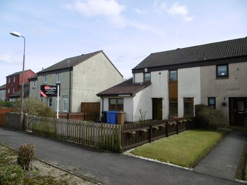 Thumbnail End terrace house to rent in Sutherland Way, Livingston