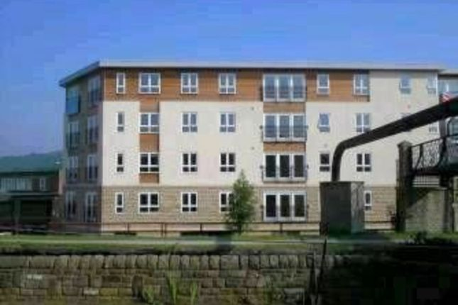 Thumbnail Flat to rent in View Croft Road, Shipley