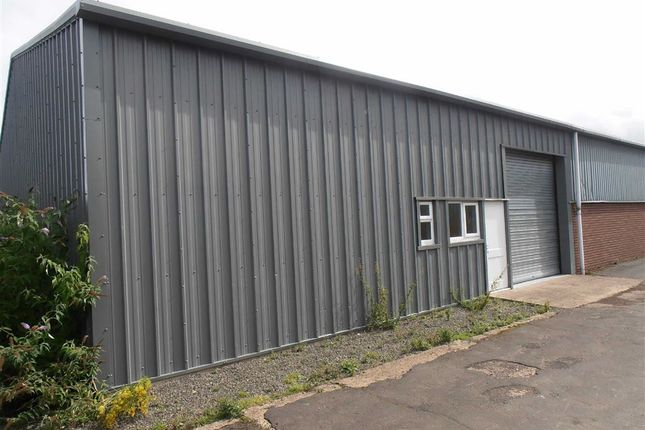Thumbnail Light industrial for sale in Kingstone, Hereford