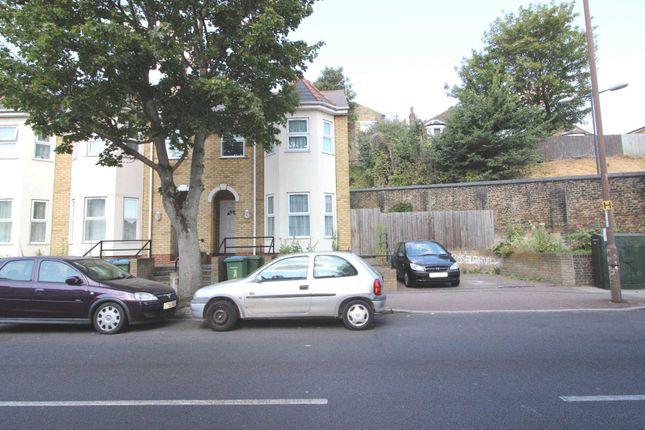 Thumbnail Flat to rent in Roselea Villas, Wickham Lane London