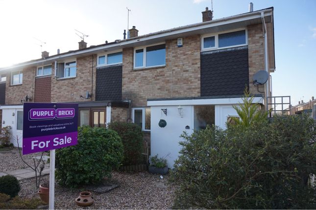 Thumbnail End terrace house for sale in Beacon Park Road, Poole