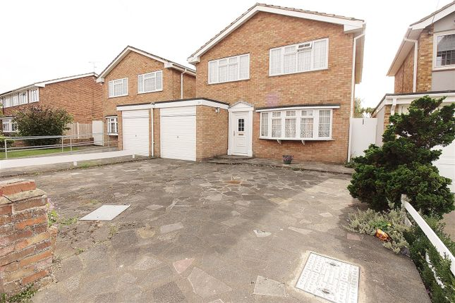 Thumbnail Detached house for sale in Lea Road, Benfleet